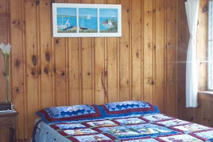 West Harwich Cape Cod vacation rental - Master bedroom