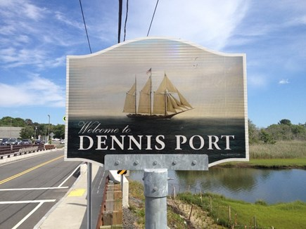 Dennis Port, Sea St Beach Area Cape Cod vacation rental - We welcome you to Dennisport  and your getaway!!