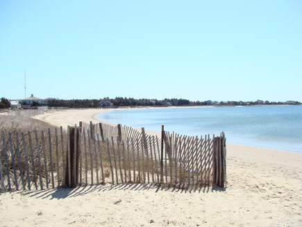 West Yarmouth Cape Cod vacation rental - Beautiful Private Beach within easy walking from the house.