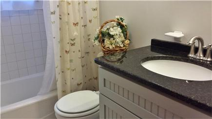 West Yarmouth Cape Cod vacation rental - Newly renovated bathroom.