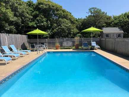 North Eastham Cape Cod vacation rental - Heated, In ground pool