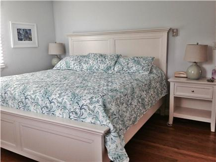North Eastham Cape Cod vacation rental - Master Bedroom, King Bed with private bathroom