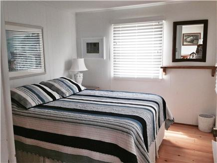 North Eastham Cape Cod vacation rental - Queen bedroom overlooking Bay