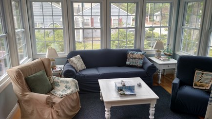 Mashpee, Popponesset Cape Cod vacation rental - Family/tv room