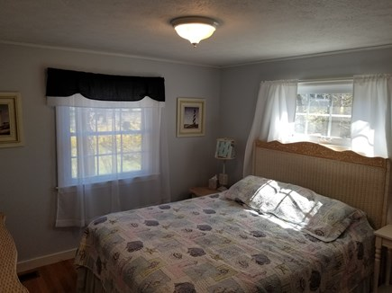 Mashpee, Popponesset Cape Cod vacation rental - Master bedroom with queen bed and new windows