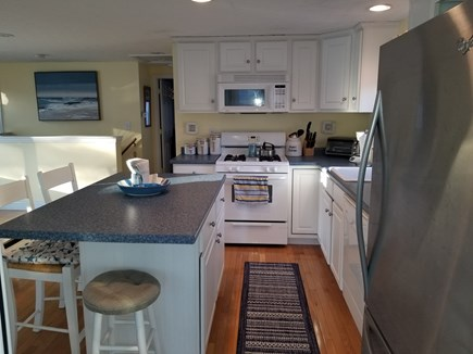 Mashpee, Popponesset Cape Cod vacation rental - Kitchen with all modern appliances