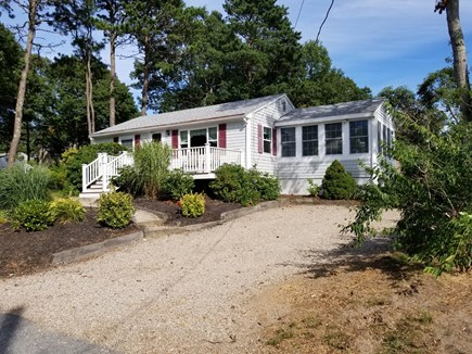 Mashpee, Popponesset Cape Cod vacation rental - Front view