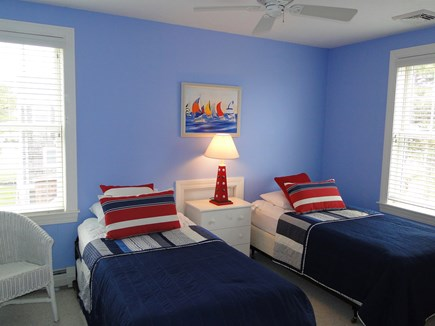 New Seabury/(Popponesset) New Seabury vacation rental - Second upstairs twin bedroom