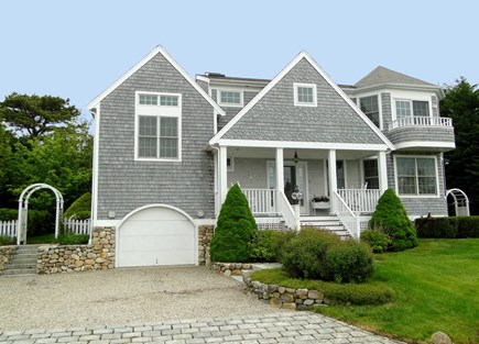 New Seabury/(Popponesset) New Seabury vacation rental - Beautiful home with water views, 300 ft. to beach