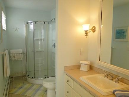 New Seabury/(Popponesset) New Seabury vacation rental - Master bath with walk in shower