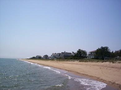 New Seabury/(Popponessett) New Seabury vacation rental - Soft sandy beach and warm gulf stream waters