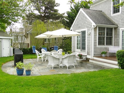 New Seabury/(Popponesset) New Seabury vacation rental - Best spot for morning coffee or afternoon cocktail
