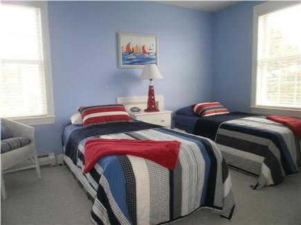 New Seabury/(Popponesset) New Seabury vacation rental - Bedroom 2 of 3 with ocean views