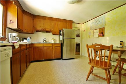 Hyannis Cape Cod vacation rental - Up-to-date Eat-in Kitchen with All Amenities