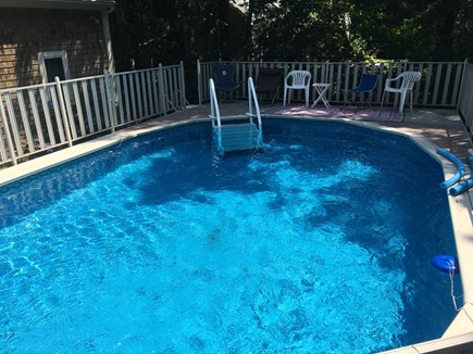 Near Harwich center/park/bike  Cape Cod vacation rental - The Refreshing Pool - just a short stroll from the hot tub