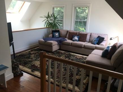 Near Harwich center/park/bike  Cape Cod vacation rental - Comfy sunlit 2nd Floor Loft Area