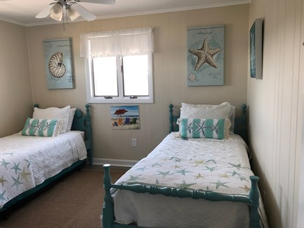 East Sandwich Cape Cod vacation rental - Twin Bedroom with Trundle