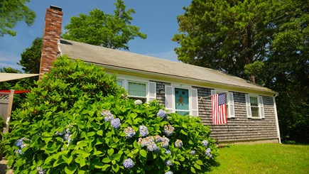Brewster Cape Cod vacation rental - Front of house - Brewster Vacation Rental ID 8567