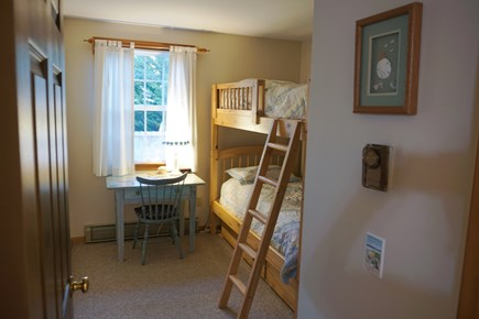 Brewster Cape Cod vacation rental - Comfy cozy Bunk beds, large closet