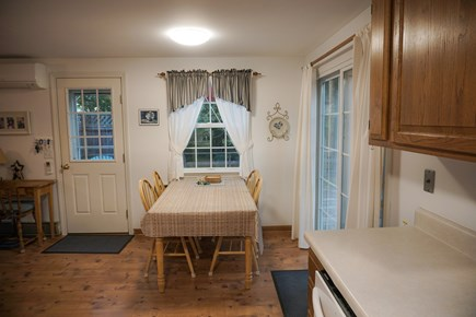 Brewster Cape Cod vacation rental - Breakfast with a view
