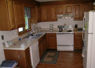 Brewster Cape Cod vacation rental - Cozy Clean Kitchen