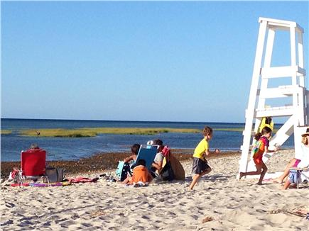 Dennis Cape Cod vacation rental - Beach fun for all!