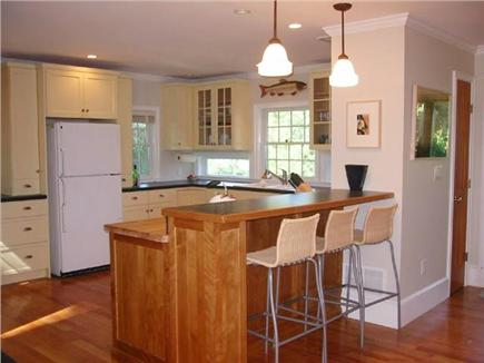 Wellfleet Village Cape Cod vacation rental - Contemporary Kitchen