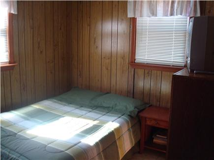 Plymouth  (White Horse Beach) MA vacation rental - Room with double bed and washer/dryer