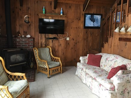 Plymouth  (White Horse Beach) MA vacation rental - Living room