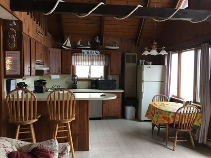 Plymouth  (White Horse Beach) MA vacation rental - Kitchen