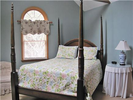 West Dennis Cape Cod vacation rental - One of two master suites - balcony with water views