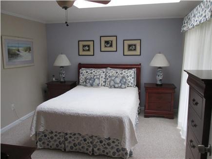 New Seabury (Mashpee) New Seabury vacation rental - Master bedroom (on ground floor)