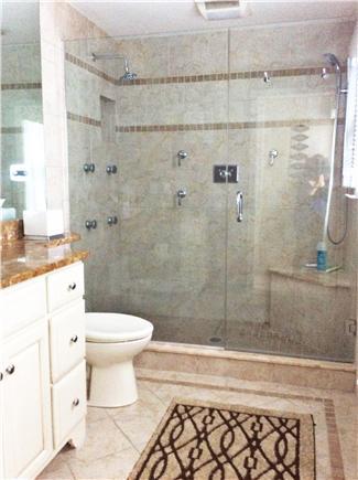 New Seabury (Mashpee) New Seabury vacation rental - Master bathroom (newly remodeled)