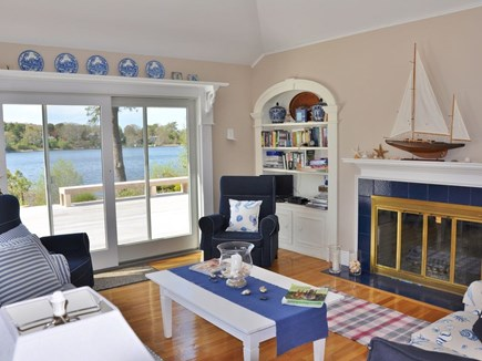 Chatham Cape Cod vacation rental - The heart of the home! The main living room