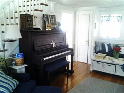 West Yarmouth Cape Cod vacation rental - Enjoy piano while relaxing in living room