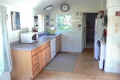 Brewster Cape Cod vacation rental - Kitchen