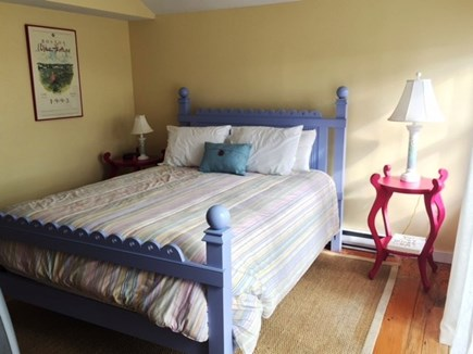 Orleans Cape Cod vacation rental - Separate Entrance Bedroom with Private Bath and Lakeside Deck.
