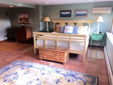 Orleans Cape Cod vacation rental - Master Bedroom with Private Bath.