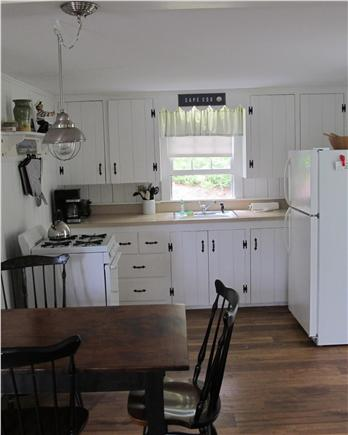Chatham Cape Cod vacation rental - From Living room looking at Kitchen