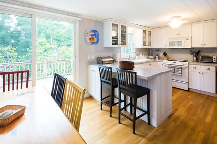 Wellfleet Cape Cod vacation rental - Dining/Kitchen Combo