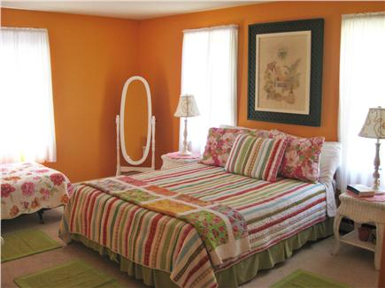 Wellfleet Cape Cod vacation rental - Downstairs bedroom, main house
