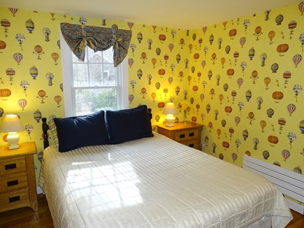 Brewster, The Highlands Cape Cod vacation rental - Balloon room with queen bed on first floor.