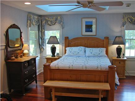 Brewster, The Highlands Cape Cod vacation rental - Master Bedroom on 1st floor has 2 walk-in closets.