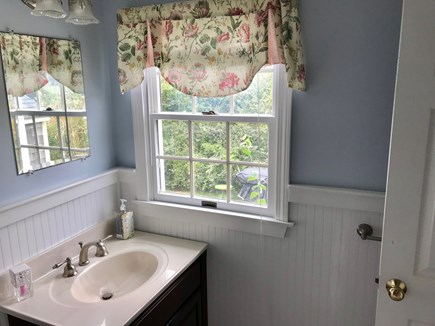 Hyannis Cape Cod vacation rental - Full bath connected to downstairs BR with private entrance. (#2)