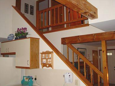 Chatham Cape Cod vacation rental - Stairs