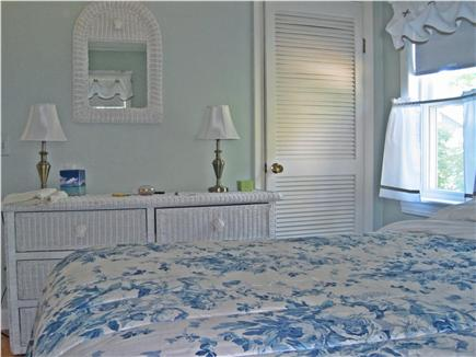 West Harwich Cape Cod vacation rental - Master Bedroom downstairs