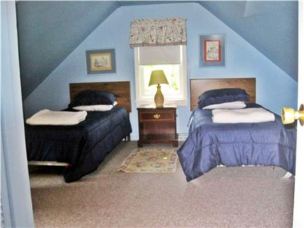 West Harwich Cape Cod vacation rental - One of two identical upstairs bedrooms