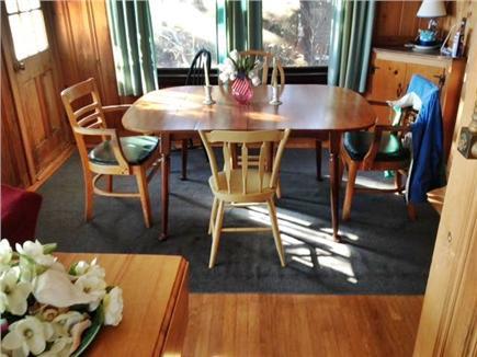 Dennis Port Cape Cod vacation rental - Dining Room