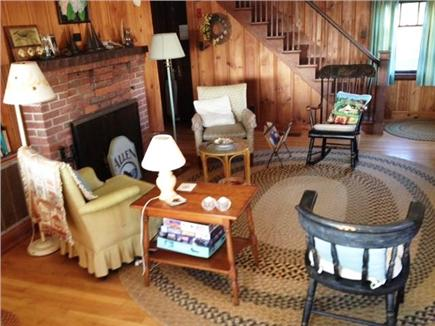 Dennis Port Cape Cod vacation rental - Living Room Overlooking Nantucket Sound