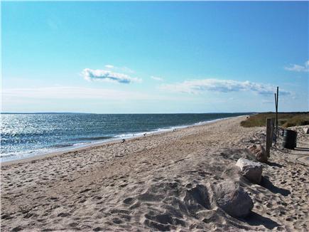 New Seabury New Seabury vacation rental - South Cape Beach with Martha's Vineyard on the horizon